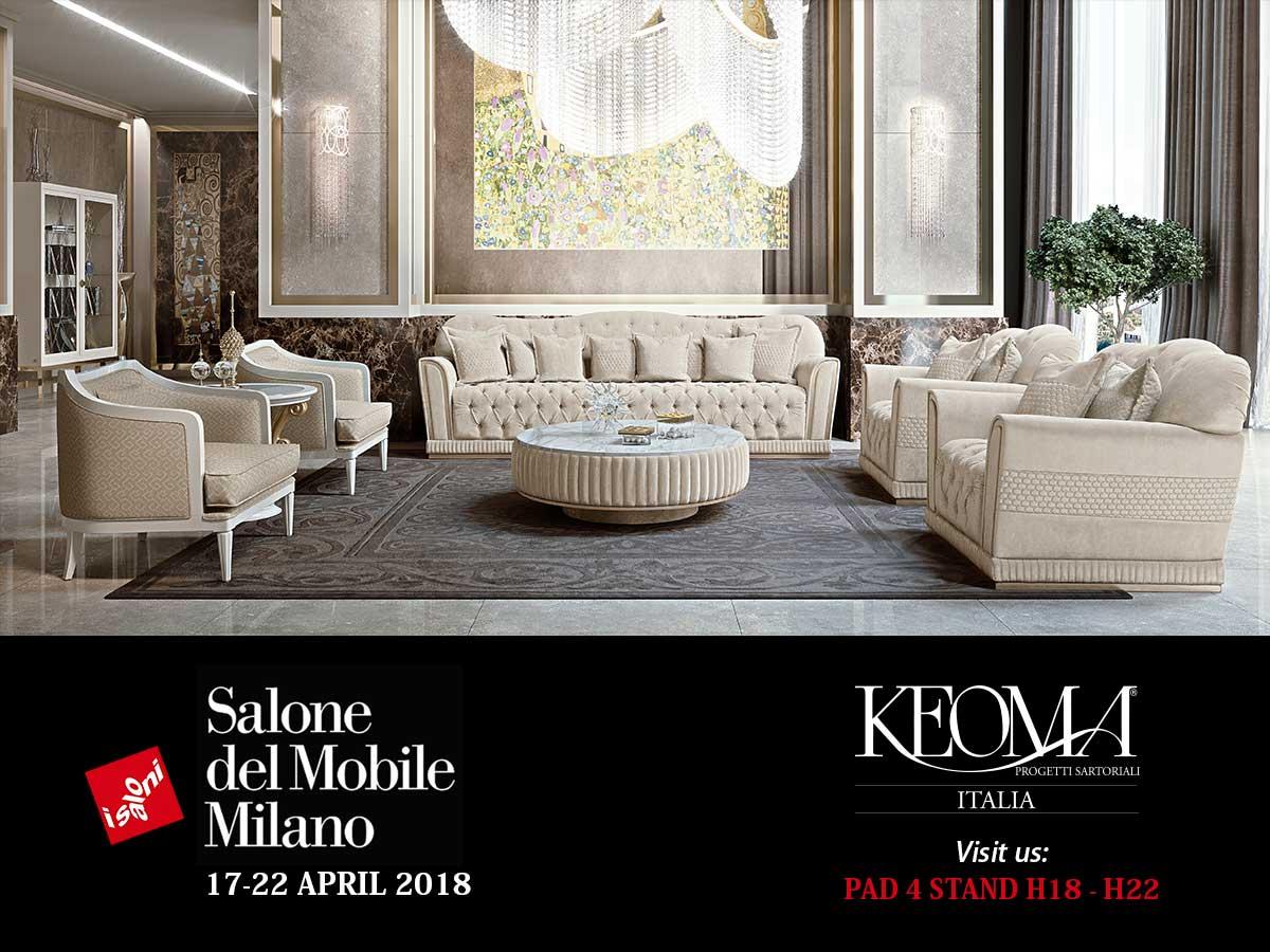 Salone del mobile milano 17 22 aprile 2018 leonardo for Fiera milano aprile